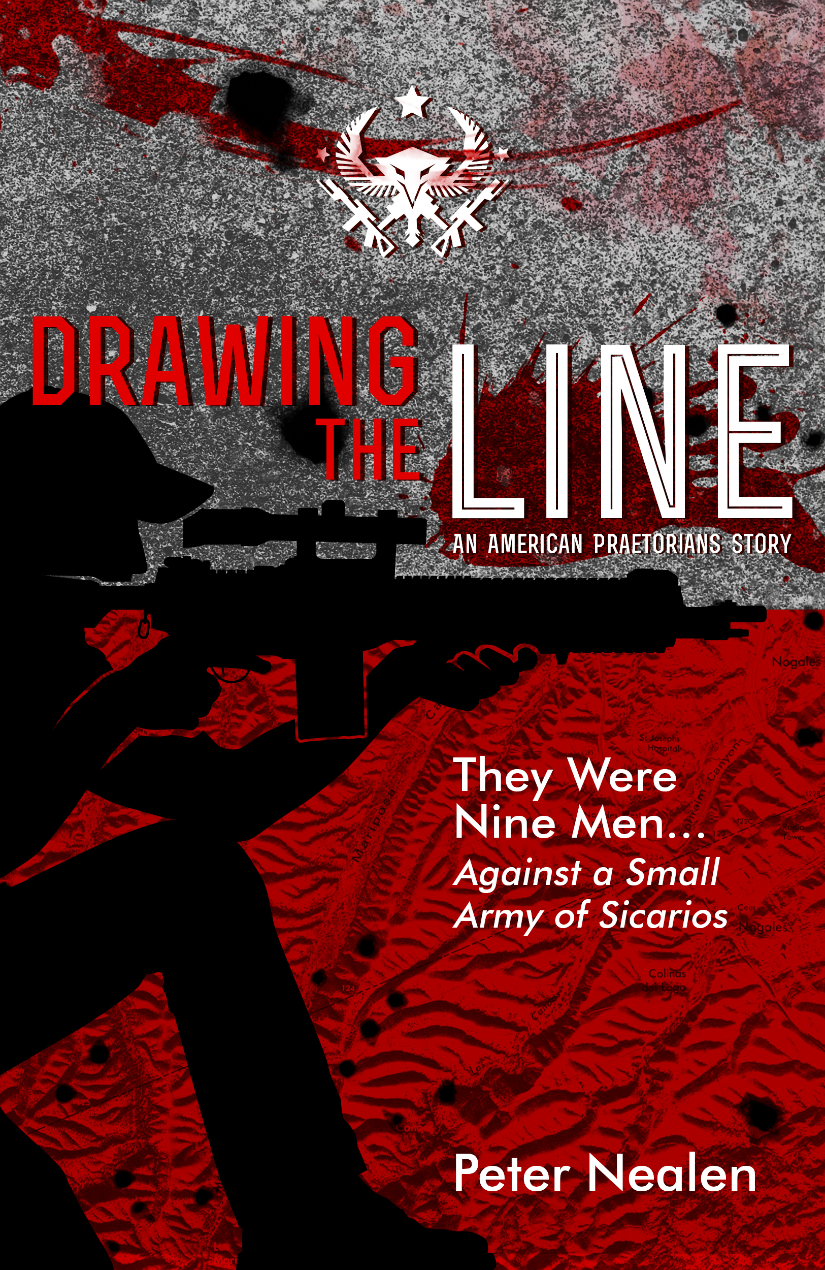 Drawing the Line by Peter Nealen