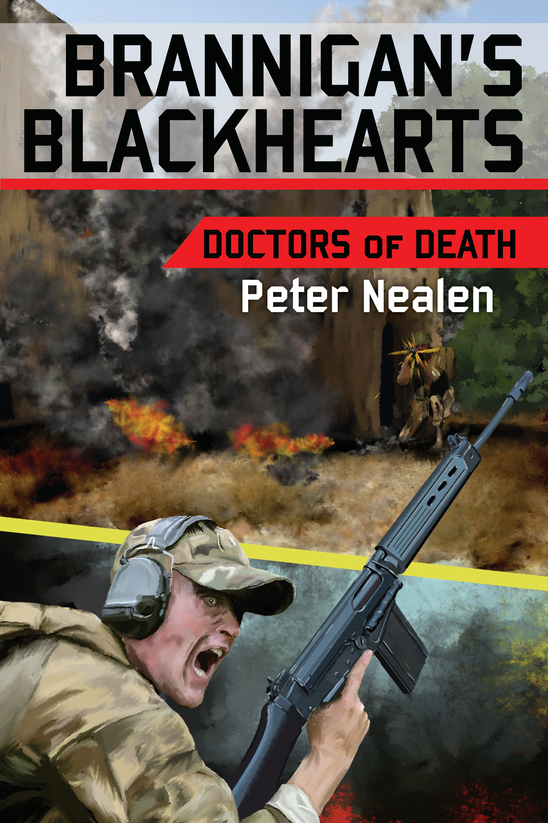 Doctors of Death by Peter Nealen