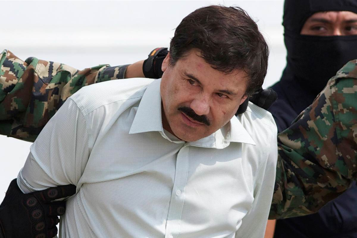 El Chapo's Trial and Insight About War