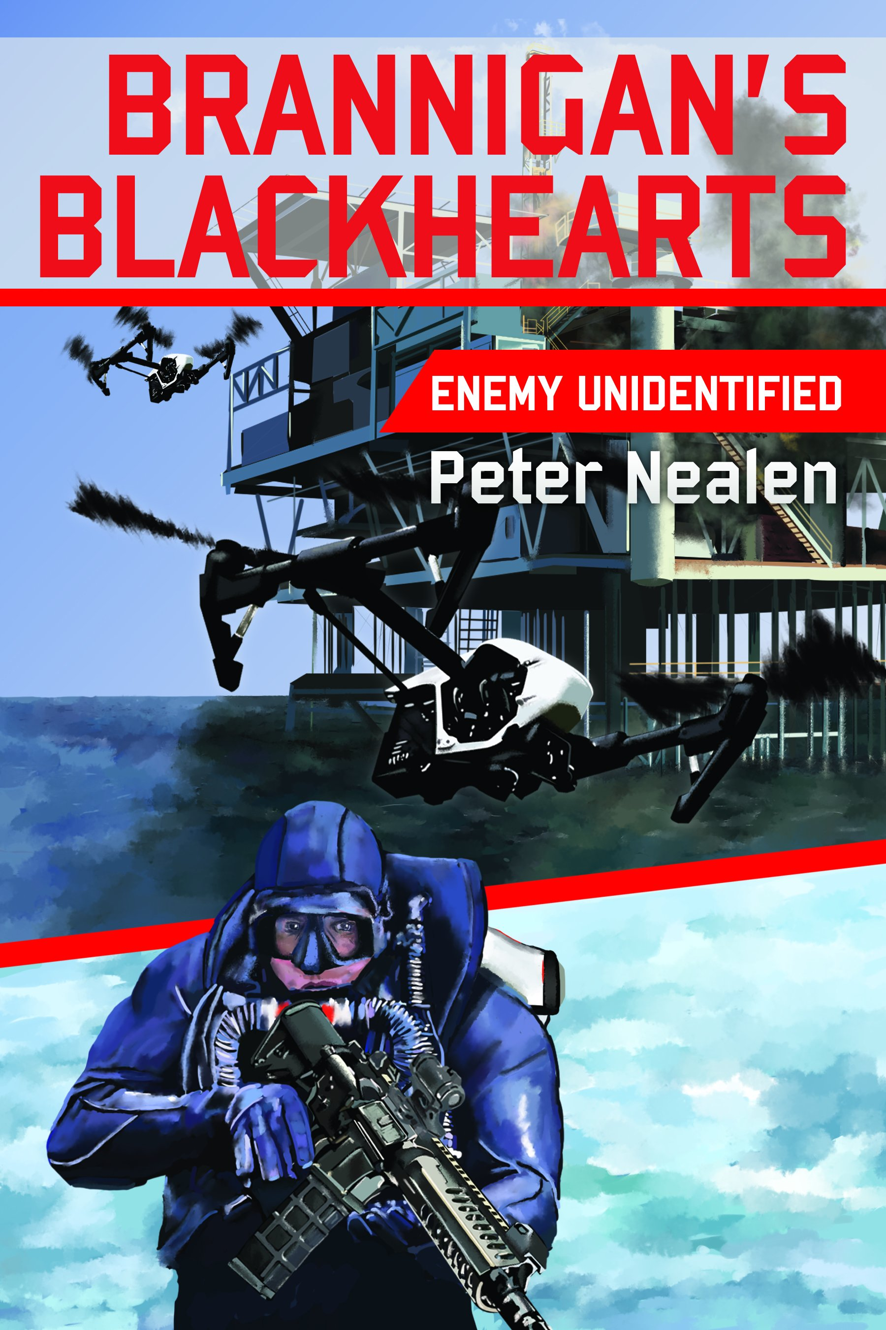 Enemy Unidentified by Peter Nealen