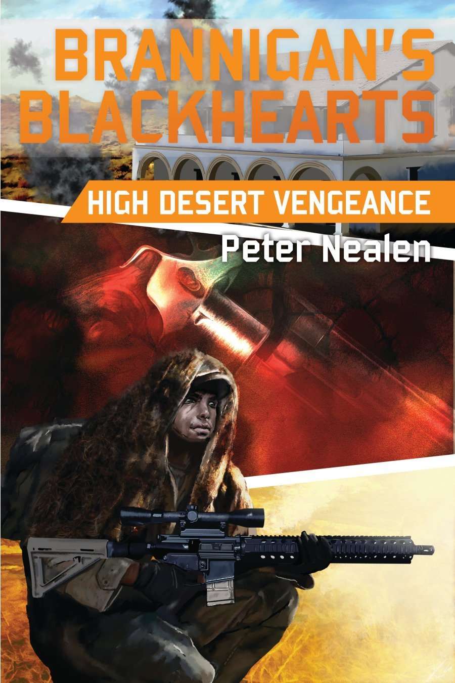 High Desert Vengeance by Peter Nealen