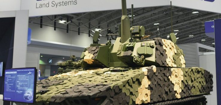 Maelstrom Rising Tech – The M5 Powell Infantry Fighting Vehicle
