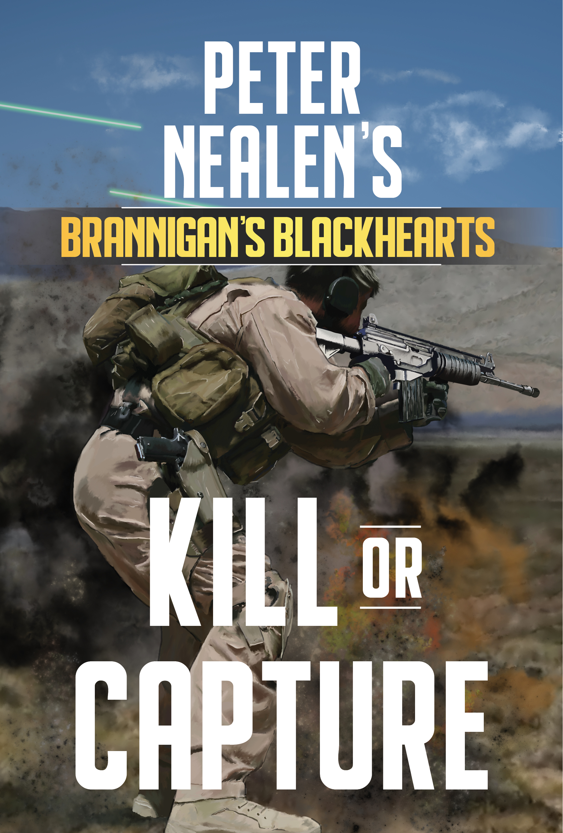 American Praetorians - Peter Nealen's Author Page and