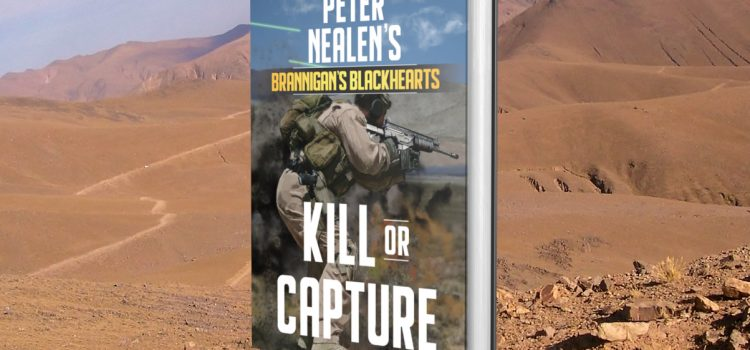 Brannigan's Blackhearts #7 – Kill or Capture is Live!