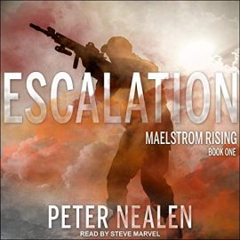 Escalation is out on Audio!
