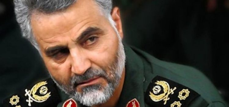 On Iran and Soleimani