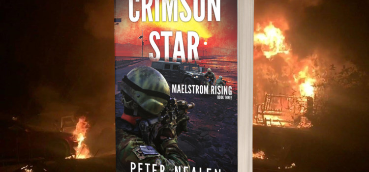 A Volatile Situation Boils Over – Crimson Star is Out!