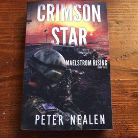 Signed Copies of Crimson Star