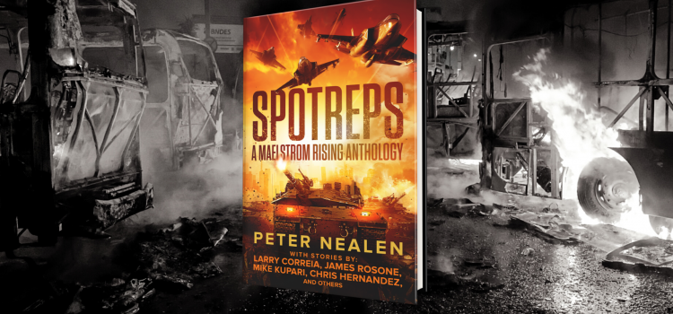 It's Here – SPOTREPS Is Out