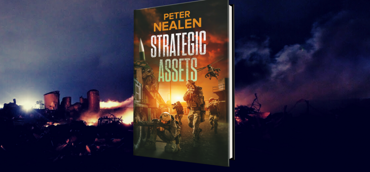 Go Behind the Lines – Strategic Assets is Out!