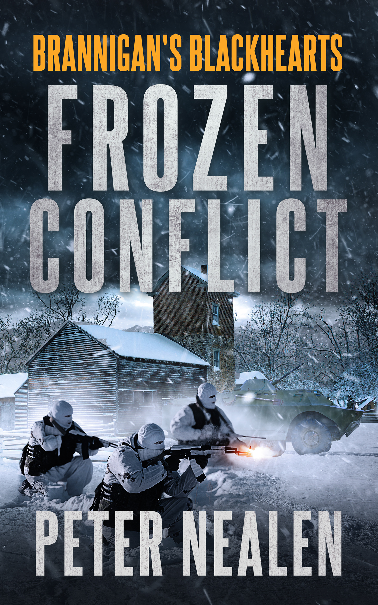 Frozen Conflict by Peter Nealen