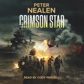 Crimson Star is on Audio!