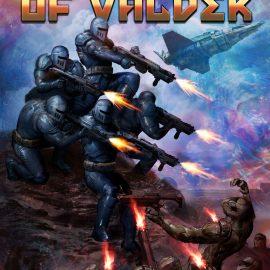 Valdek Falls. The Unity Wars Have Begun