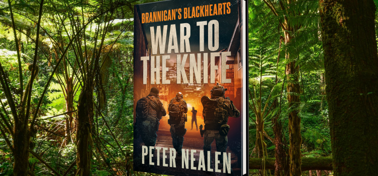 Welcome to the Jungle – War to the Knife is Live